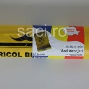 70x110 120L - 10b - galben - pericol1