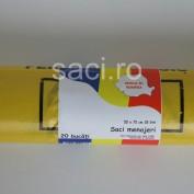 50x70 35L - 20b - galben