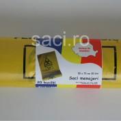 50x70 35L - 20b - galben pericol